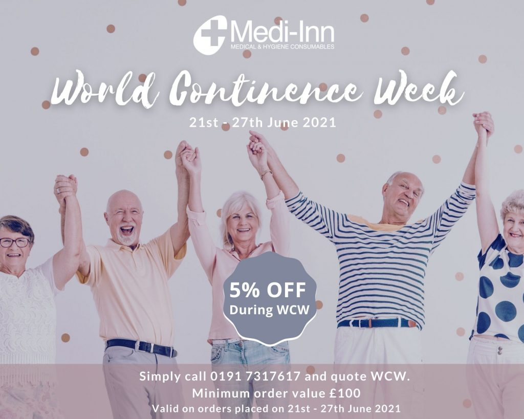 World Continence Week 21-27th June