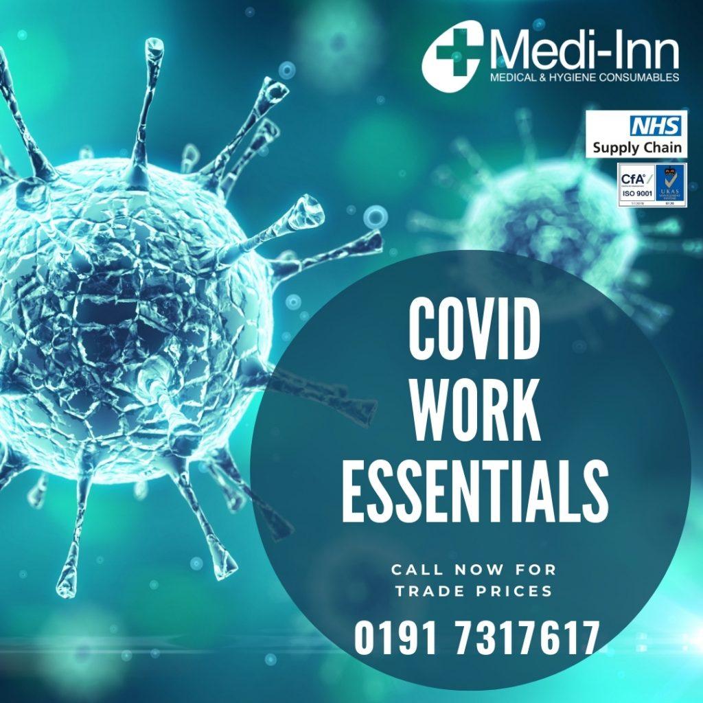 Covid work essentials