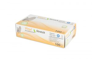 N10125 - Medi-Inn Stretch Vinyl Powder Free